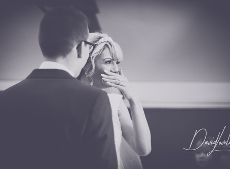 Tim and Natalie's Wedding at the newly refurbed, The Barns, Cannock.