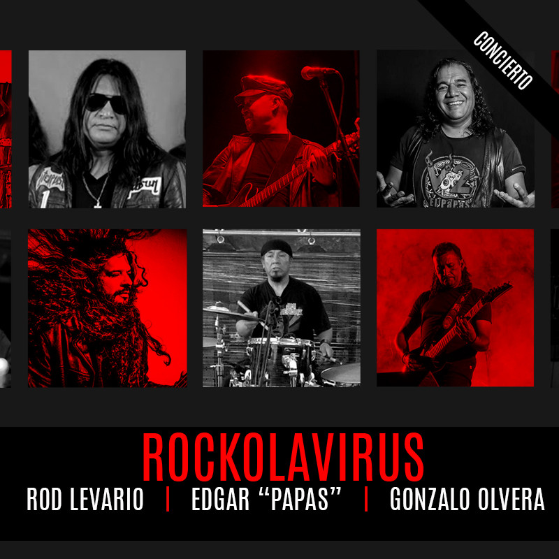 Rockolavirus Concierto