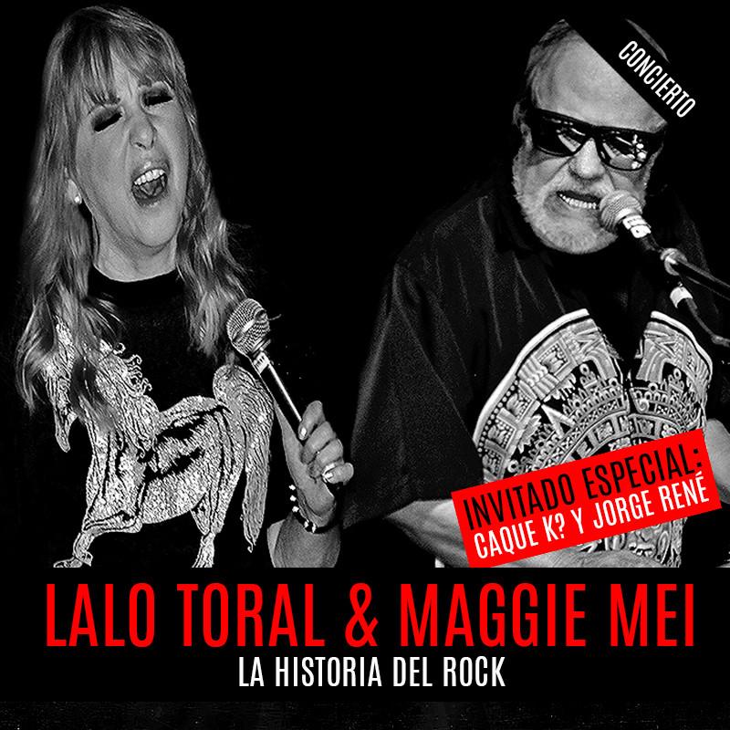 Lalo Toral & Maggie Mei