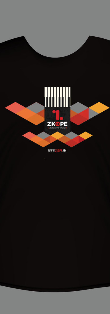 Playera | Zkope Entertainment