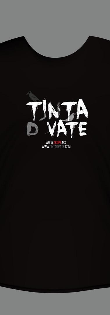 Playera | Tinta D' Vate