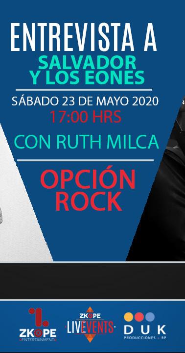 Medio: Opción Rock