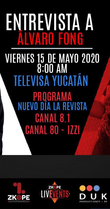 Medio: Televisa Yucatán