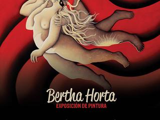 Bertha Horta | Exposición | Radio Educación