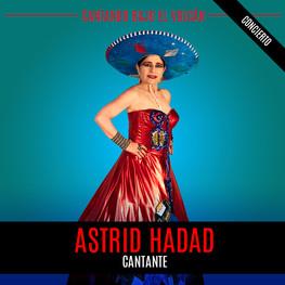 Astrid Hadad