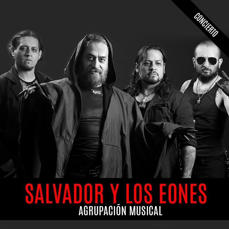 Salvador y Los Eones