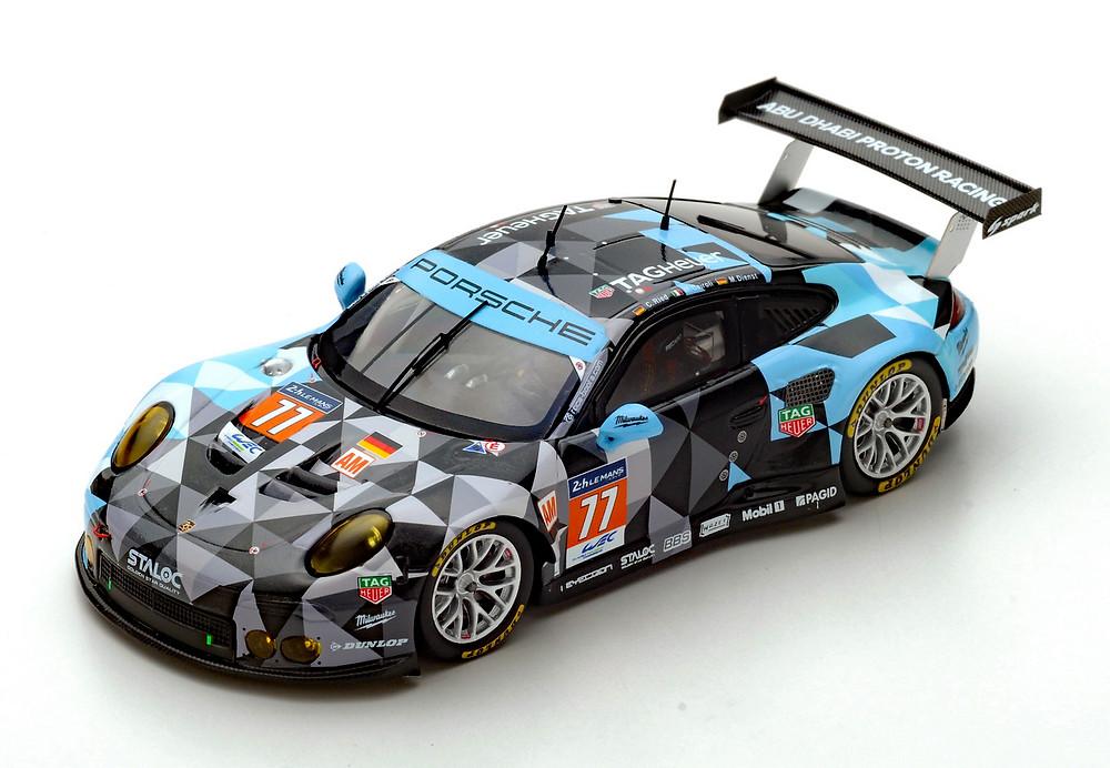 Porsche 911 RSR Proton Racing Le Mans