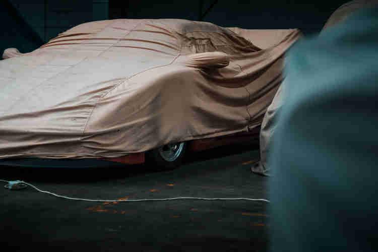 Car Cover Ferrari