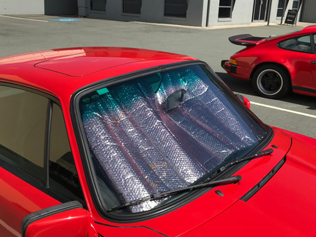 Do Windscreen/Windshield Sunshades Actually Work?
