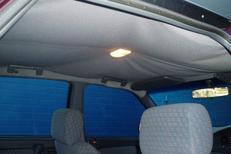car roof lining sagging