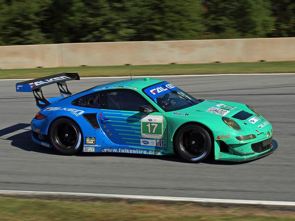 ALMS Porsche 911 RSR