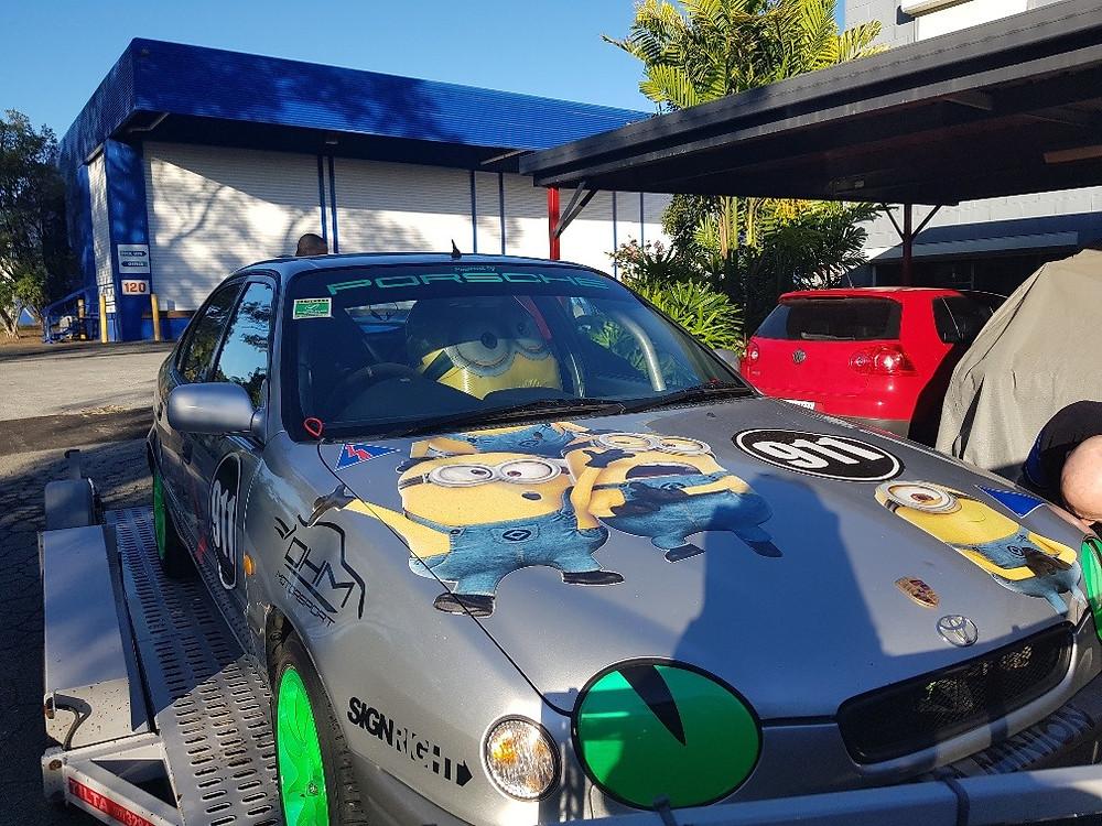 Toyota corolla 24 hours of lemons australia