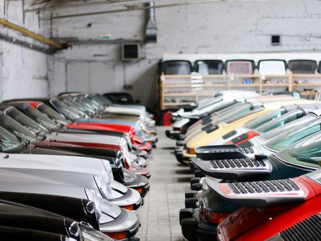 Car Storage Tips: Our Industry Guide
