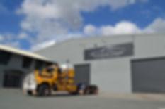 Brisbane Truck Storage