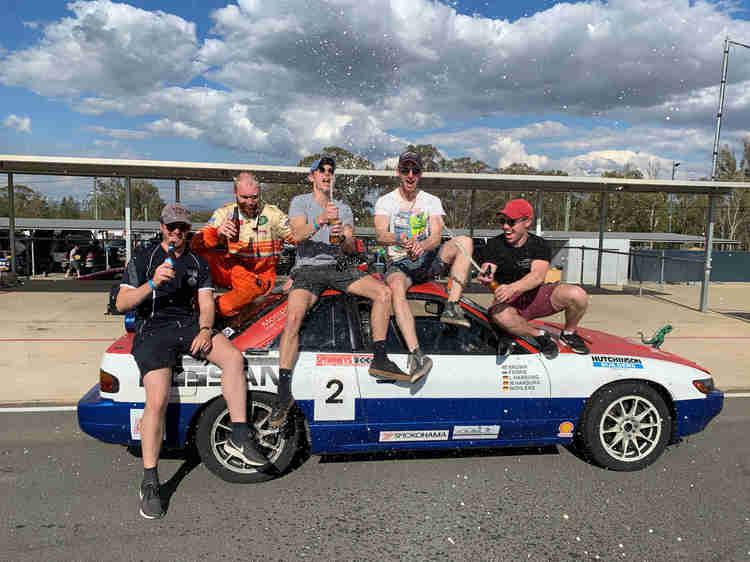 morgan park racing