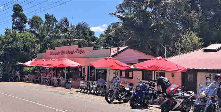 Mt Glorious Cafe