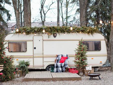 Christmas Caravan Adventures