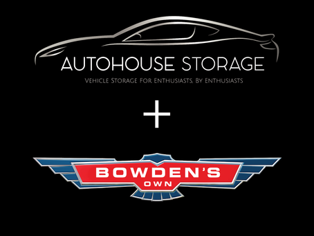 Autohouse & Bowden's Own - A Squeaky Clean Partnership