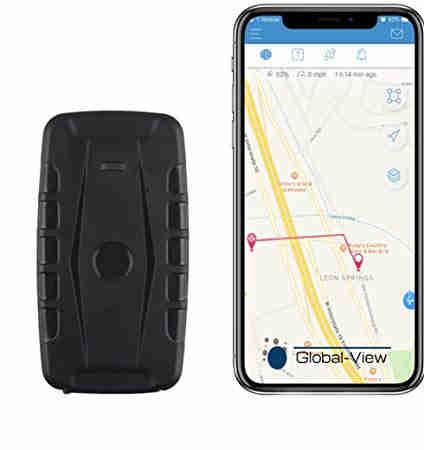 car theft GPS tracker