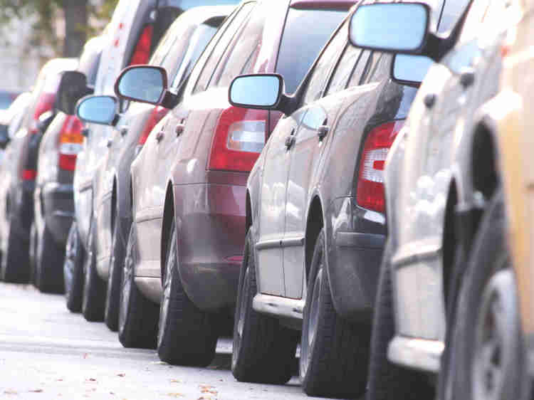 brisbane street parking