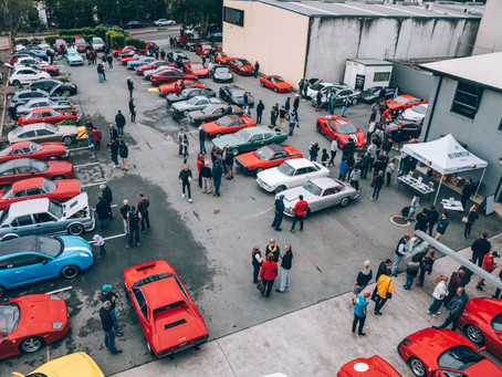Everything you need to know about Cars & Coffee in Brisbane