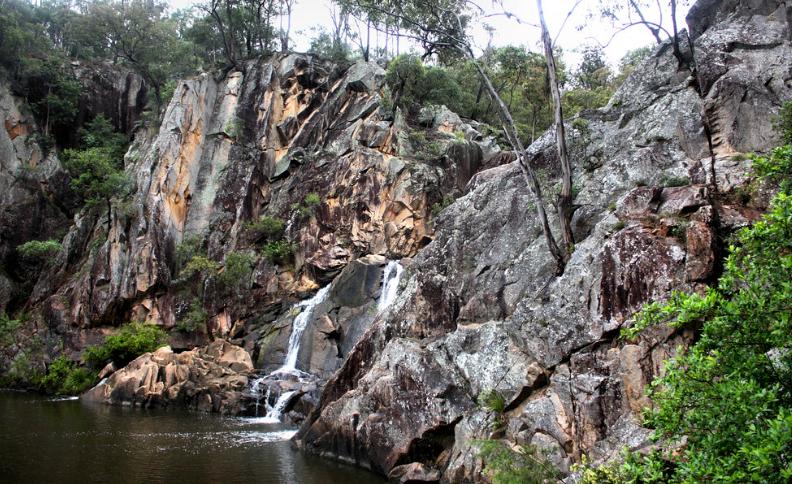 Queensland Waterfalls