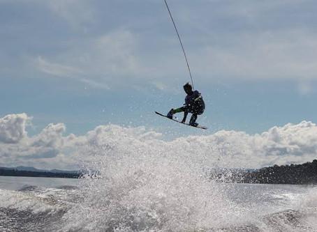 Wakeboarding & Waterskiing in Brisbane Dams