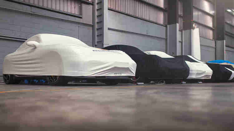 Car storage covers