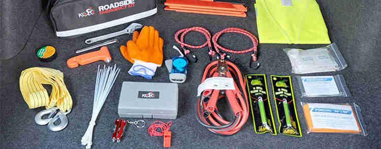 car emergency tool kit