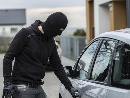 How to Prevent Your Car from Being Stolen (& Broken Into)