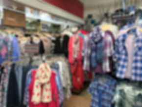 Women's Clothing & Accessories at Nina's Department & Variety Store