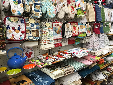 Home Essentials at Nina's Department & Variety Store