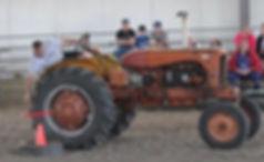 Tractor Olympics Didsbury Ag Society