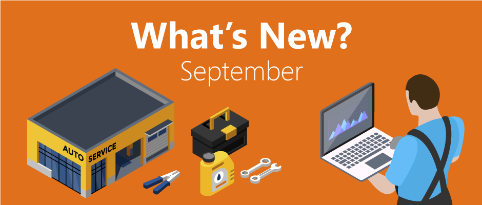 What's new in Garage Hive - September '20 Roundup (Power BI special)