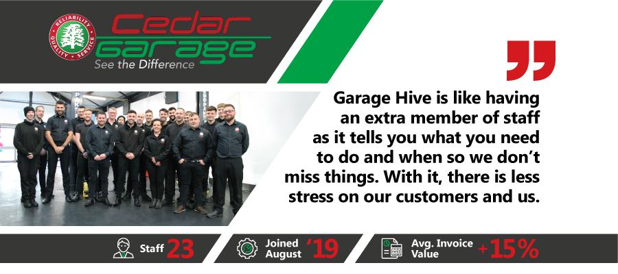 Case Study: Cedar Garage