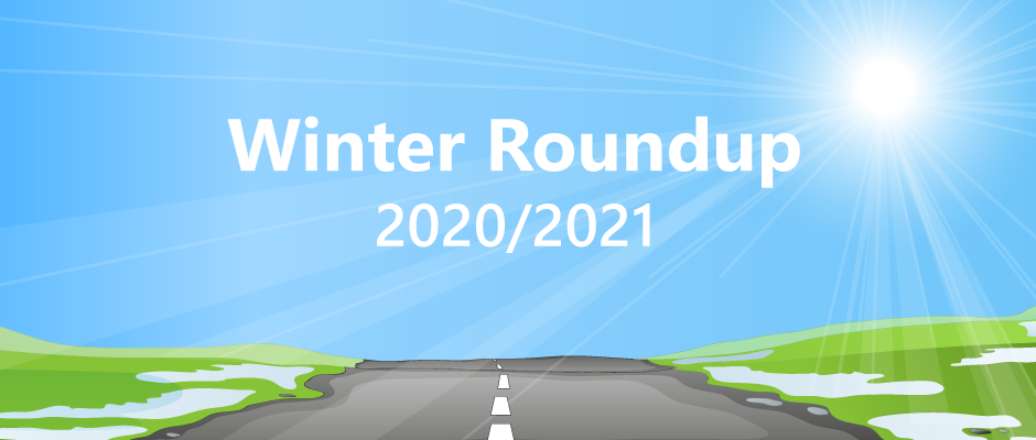 What's New in Garage Hive - Winter 2020/2021 Roundup