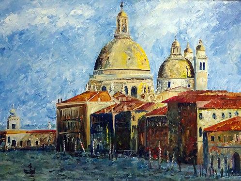 Адриатика. Венеция