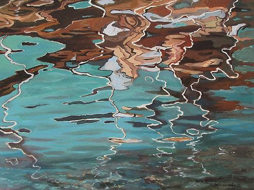 Отражение. Вода