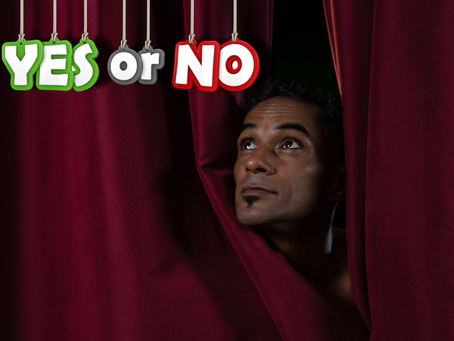 Comedy Show Casting: To Ask or Not To Ask