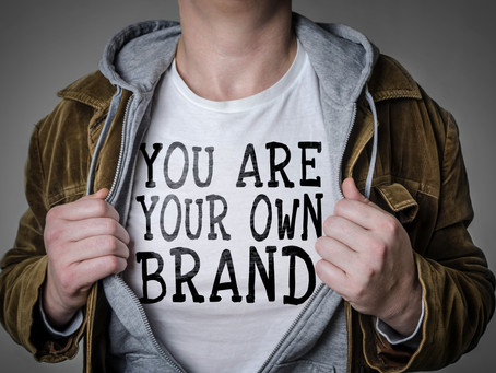 Comics: You Are Your Own Brand
