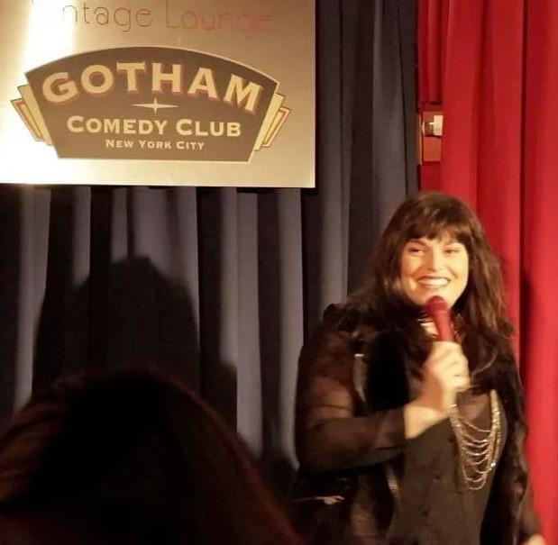 Sonja Savanovic hosting COTL show