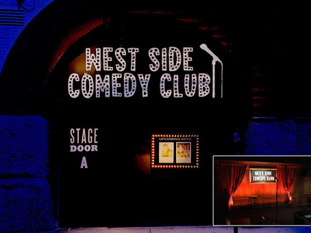 """West Side Comedy Club: A New Kind of """"West Side"""" Story"""