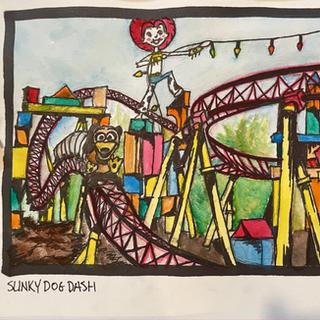 Slinky Dog Dash
