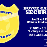 CCAC Campus Security Asset