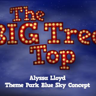 The Big Tree Top Logo