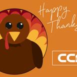 CCAC Happy Thanksgiving
