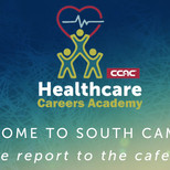 Healthcare Careers Academy Directional Signage