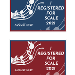 Scale Registration Stickers