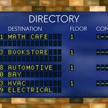 Directory for Digital Signage