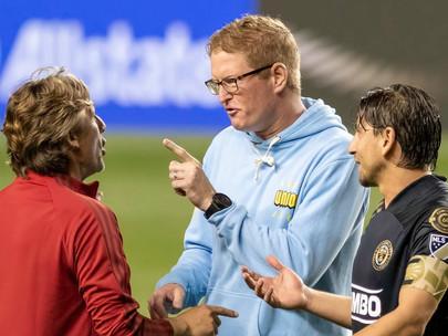 Heinze and Atlanta United.